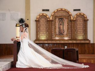 La boda de David  y Ilse  3