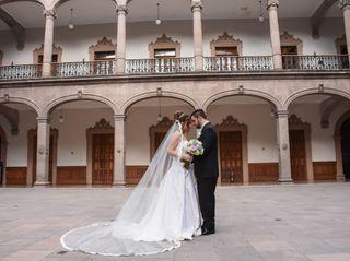 La boda de David  y Ilse