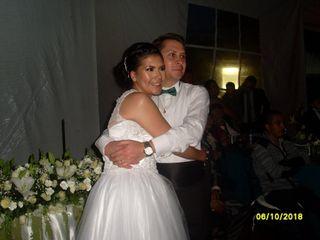 La boda de Héctor  y Lucía