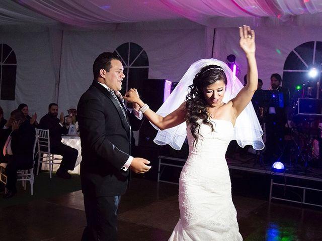 La boda de Berenice y Benito