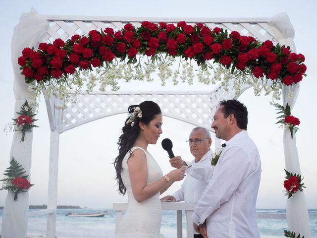La boda de Desire y Fernando
