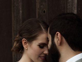 La boda de Andrea y Rafic 2