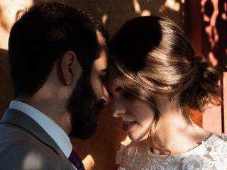 La boda de Andrea y Rafic 3