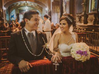 La boda de Adry y Luis