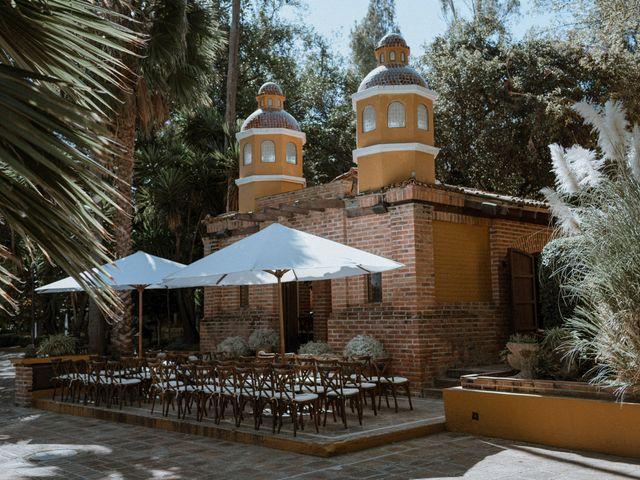 La boda de Rafic y Andrea en Chapala, Jalisco 22