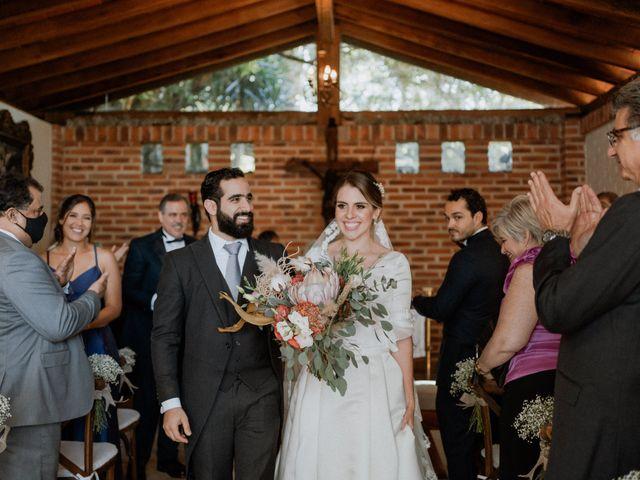 La boda de Rafic y Andrea en Chapala, Jalisco 35