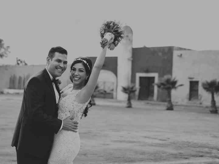 La boda de Yuni y Carlos