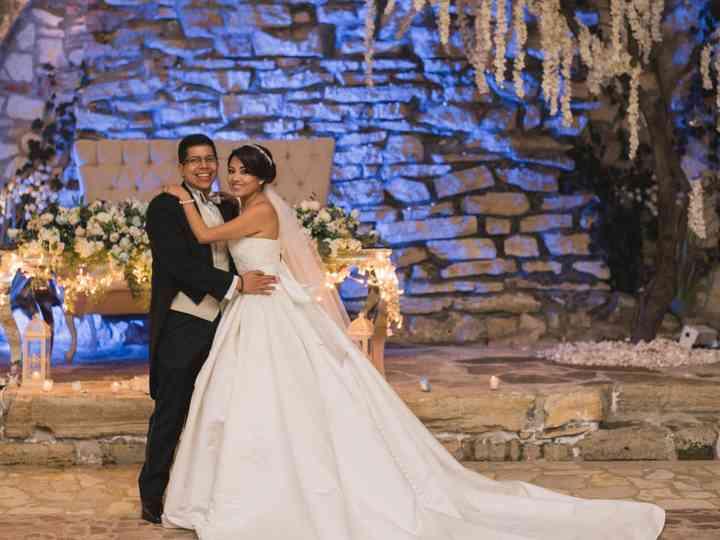 La boda de Maribel y Tony