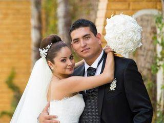 La boda de Karla  y Julio  1