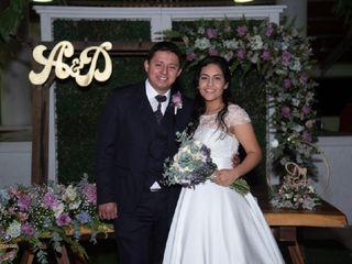 La boda de Armida  y David