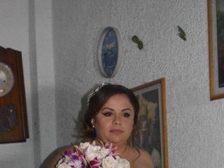 La boda de Stephany y Román 1