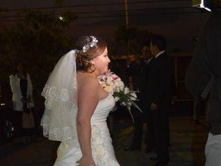 La boda de Stephany y Román 2