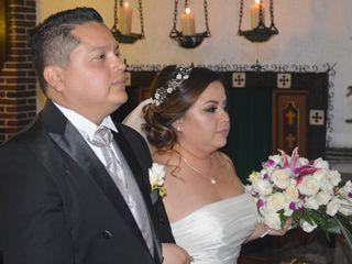 La boda de Stephany y Román 3