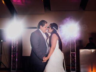 La boda de Maggie y Fernando 1