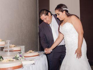 La boda de Maggie y Fernando 2
