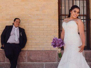 La boda de Maggie y Fernando