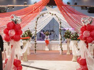 La boda de Cilia y Juan 1