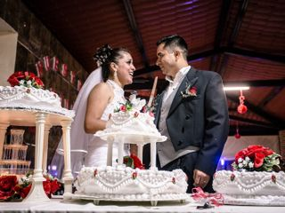 La boda de Cilia y Juan
