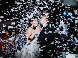 La boda de Monserrat y Emilio