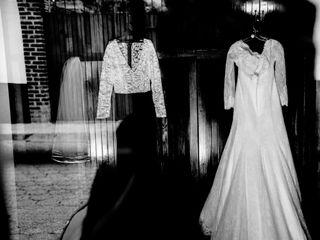 La boda de Vane y Julio 1