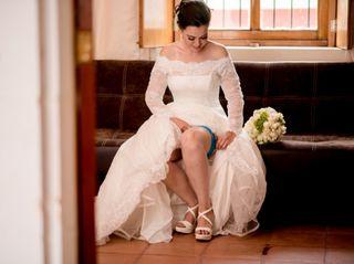 La boda de Vane y Julio 2
