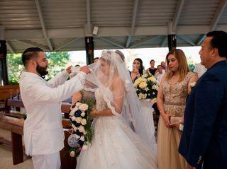 La boda de Jocelyn  y Marco  1