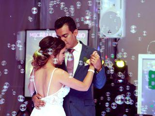 La boda de Michelle y Mario