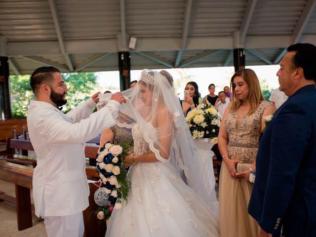 La boda de Marco  y Jocelyn  en Ixtapa Zihuatanejo, Guerrero 1