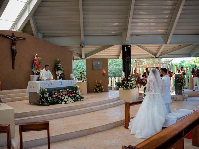 La boda de Marco  y Jocelyn  en Ixtapa Zihuatanejo, Guerrero 2