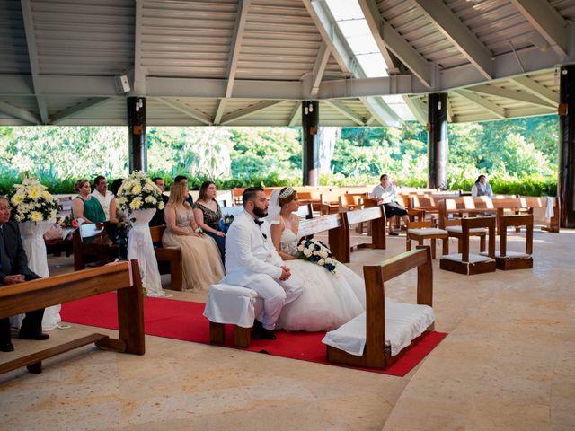 La boda de Marco  y Jocelyn  en Ixtapa Zihuatanejo, Guerrero 3