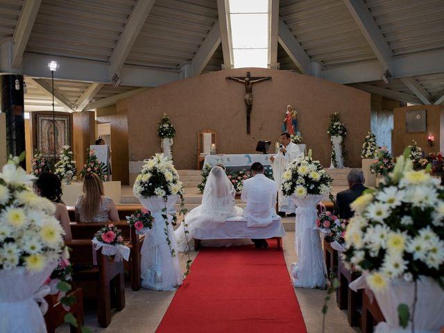 La boda de Marco  y Jocelyn  en Ixtapa Zihuatanejo, Guerrero 4