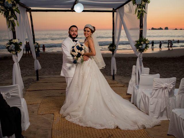 La boda de Marco  y Jocelyn  en Ixtapa Zihuatanejo, Guerrero 8