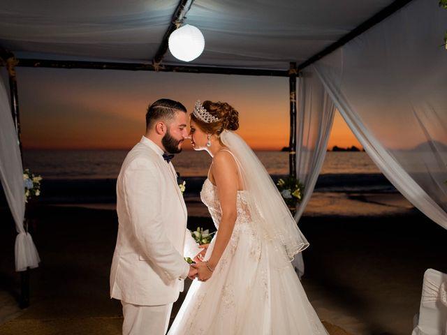 La boda de Marco  y Jocelyn  en Ixtapa Zihuatanejo, Guerrero 9