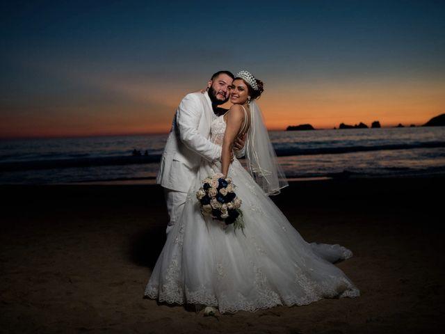 La boda de Jocelyn  y Marco