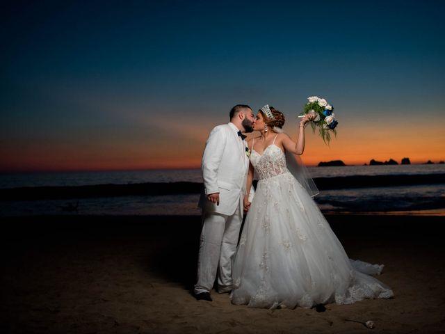 La boda de Marco  y Jocelyn  en Ixtapa Zihuatanejo, Guerrero 10