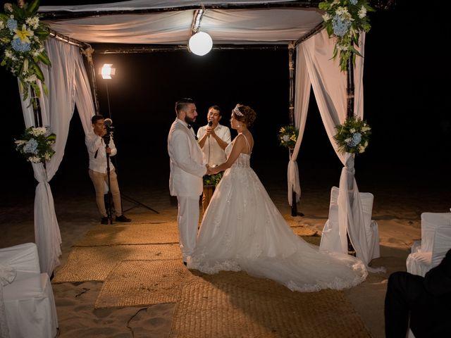 La boda de Marco  y Jocelyn  en Ixtapa Zihuatanejo, Guerrero 12