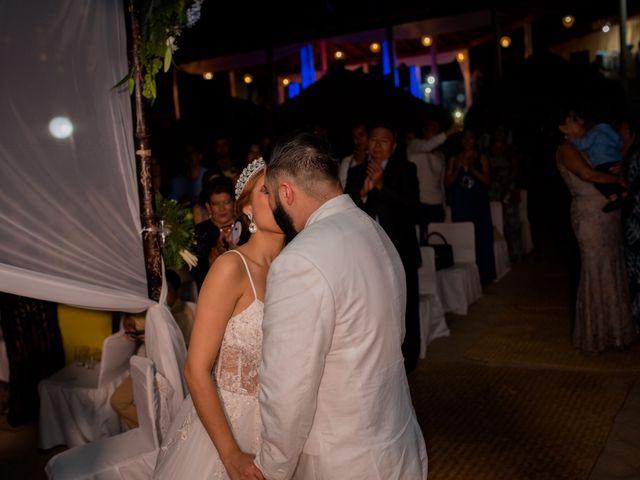 La boda de Marco  y Jocelyn  en Ixtapa Zihuatanejo, Guerrero 14