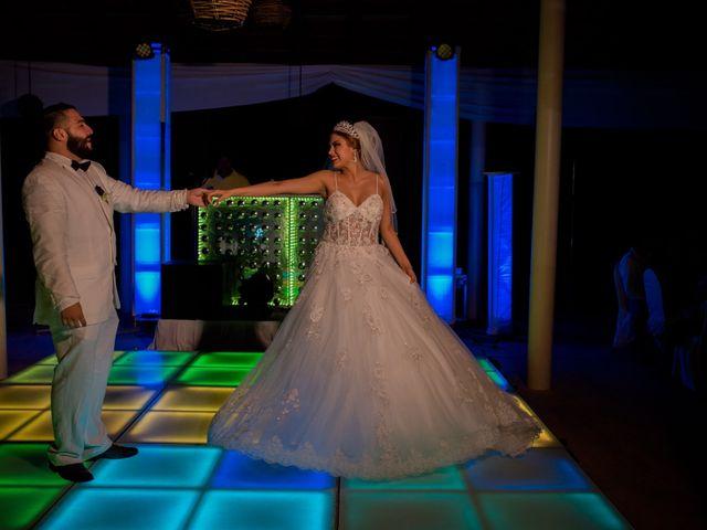 La boda de Marco  y Jocelyn  en Ixtapa Zihuatanejo, Guerrero 22
