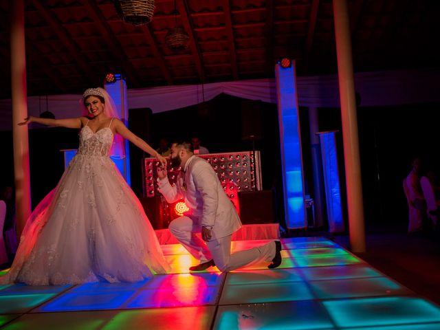 La boda de Marco  y Jocelyn  en Ixtapa Zihuatanejo, Guerrero 23