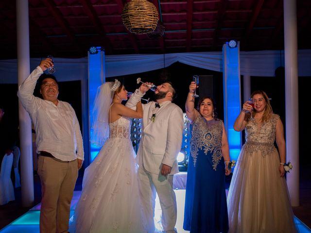La boda de Marco  y Jocelyn  en Ixtapa Zihuatanejo, Guerrero 24