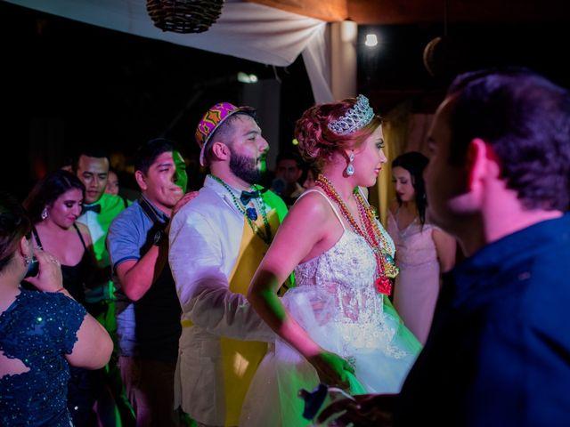 La boda de Marco  y Jocelyn  en Ixtapa Zihuatanejo, Guerrero 34