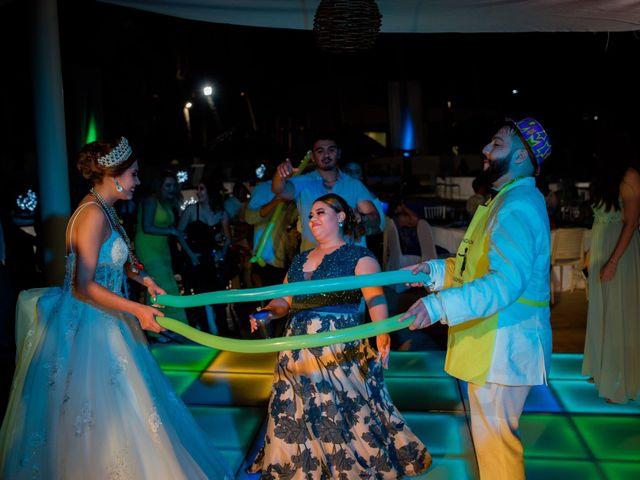 La boda de Marco  y Jocelyn  en Ixtapa Zihuatanejo, Guerrero 35