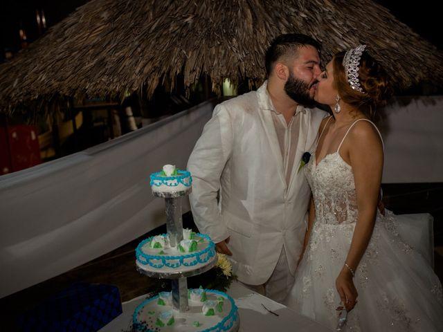 La boda de Marco  y Jocelyn  en Ixtapa Zihuatanejo, Guerrero 37