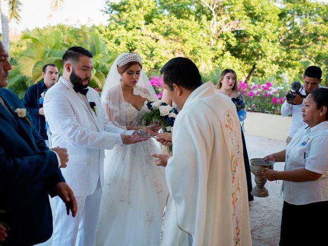 La boda de Marco  y Jocelyn  en Ixtapa Zihuatanejo, Guerrero 39