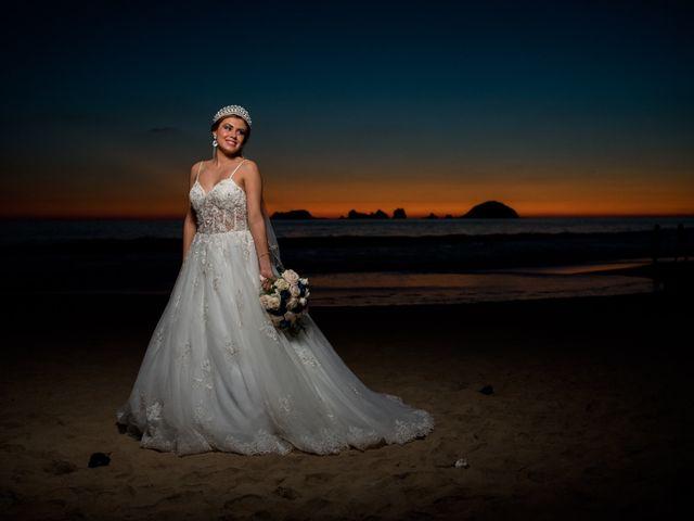 La boda de Marco  y Jocelyn  en Ixtapa Zihuatanejo, Guerrero 40