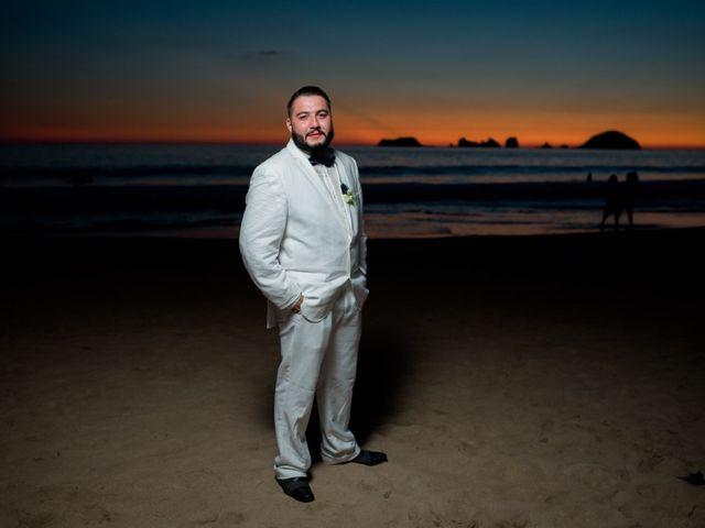 La boda de Marco  y Jocelyn  en Ixtapa Zihuatanejo, Guerrero 41