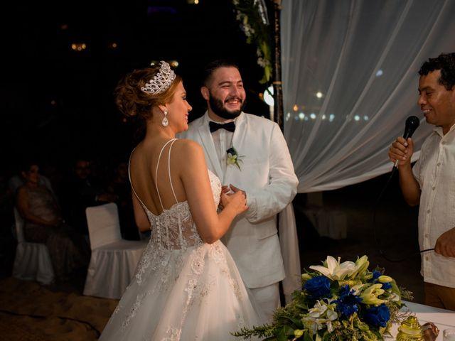 La boda de Marco  y Jocelyn  en Ixtapa Zihuatanejo, Guerrero 42