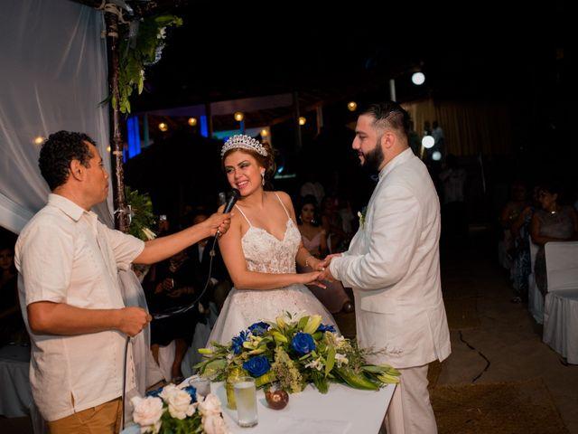 La boda de Marco  y Jocelyn  en Ixtapa Zihuatanejo, Guerrero 43