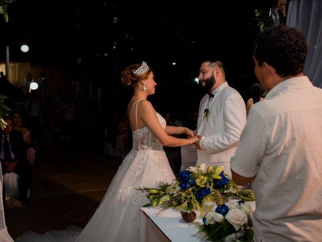 La boda de Marco  y Jocelyn  en Ixtapa Zihuatanejo, Guerrero 44