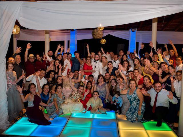 La boda de Marco  y Jocelyn  en Ixtapa Zihuatanejo, Guerrero 46